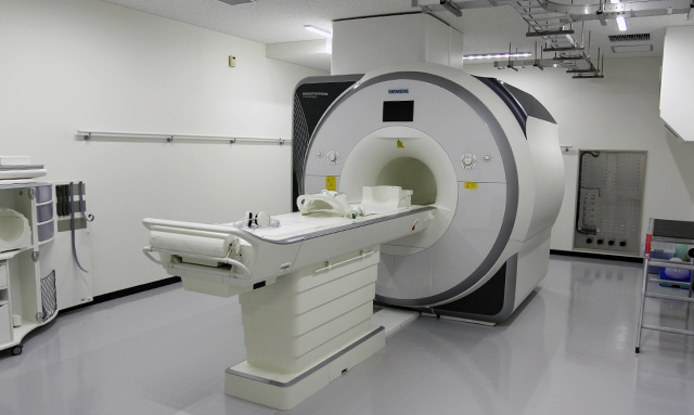 Support Unit for Functional Magnetic Resonance Imaging